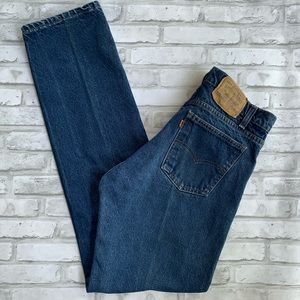 Levi's 20505 0217 orange tab jeans size 33